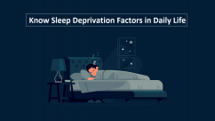 Know Sleep Deprivation Factors in Daily Life; Buy Sleeping Tablets UK