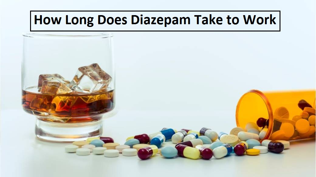 How Long Does Diazepam Take to Work for Anxiety Management