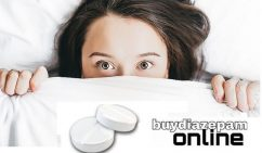 Buy Diazepam Sleeping Tablets UK for Persistent Insomnia