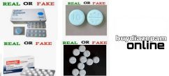 What is the Difference Between Real and Fake Diazepam